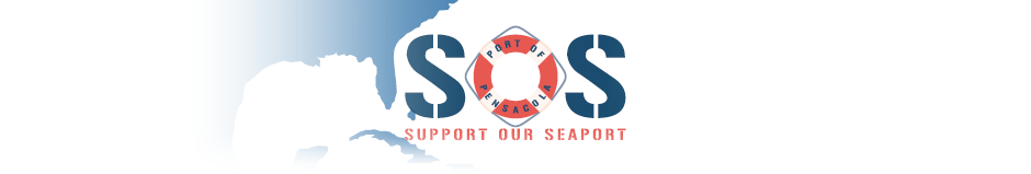 Support Our Seaport Logo